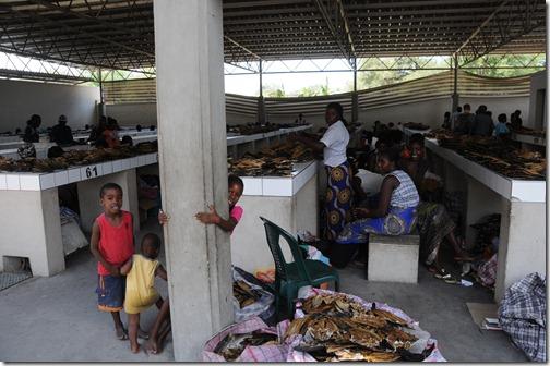Market in Katima Mulilo, Namibia