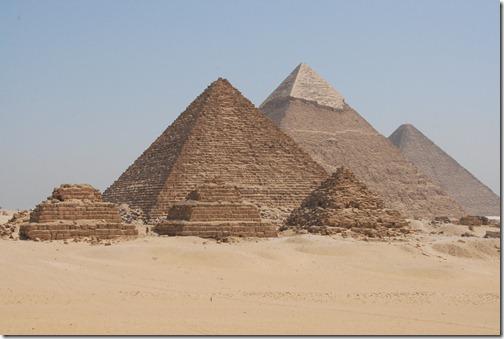 Pyramid Complex of the Giza Necropolis