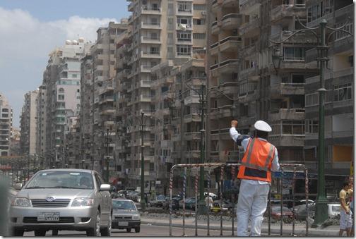Streets of Alexandria, Cairo