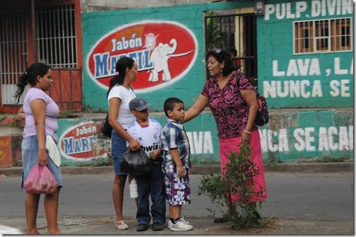 Nicaraguans in Managua