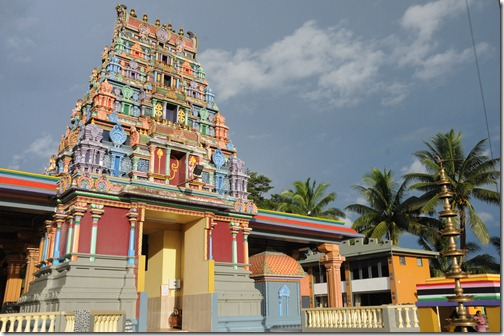 Sri Siva Subramaniya temple near Nadi, Fiji - the largest Hindu temple in the Southern Hemisphere