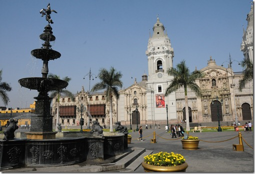 Historical Center of Lima, Peru