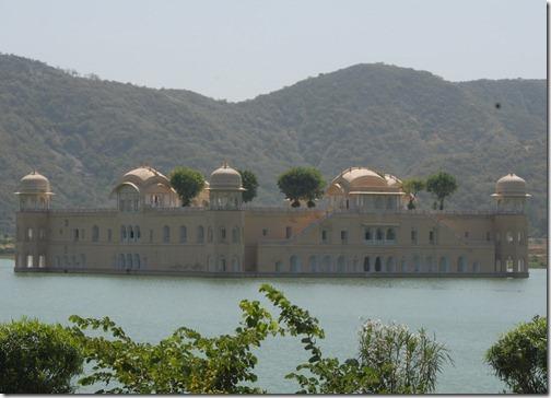 Jal Mahal (Water Palace) near Jaipur, Rajasthan, India
