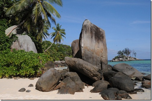Anse Royale Beach, Eastern Coast of Mahé Island, Seychelles