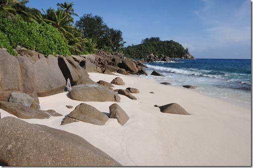 Petite Police Beach, Southern Coast of Mahé Island, Seychelles