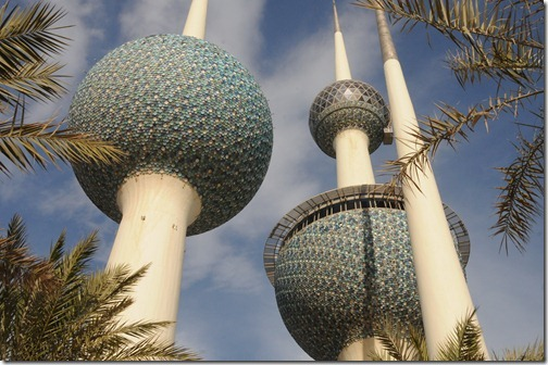 Kuwait Towers, Kuwait City, Kuwait