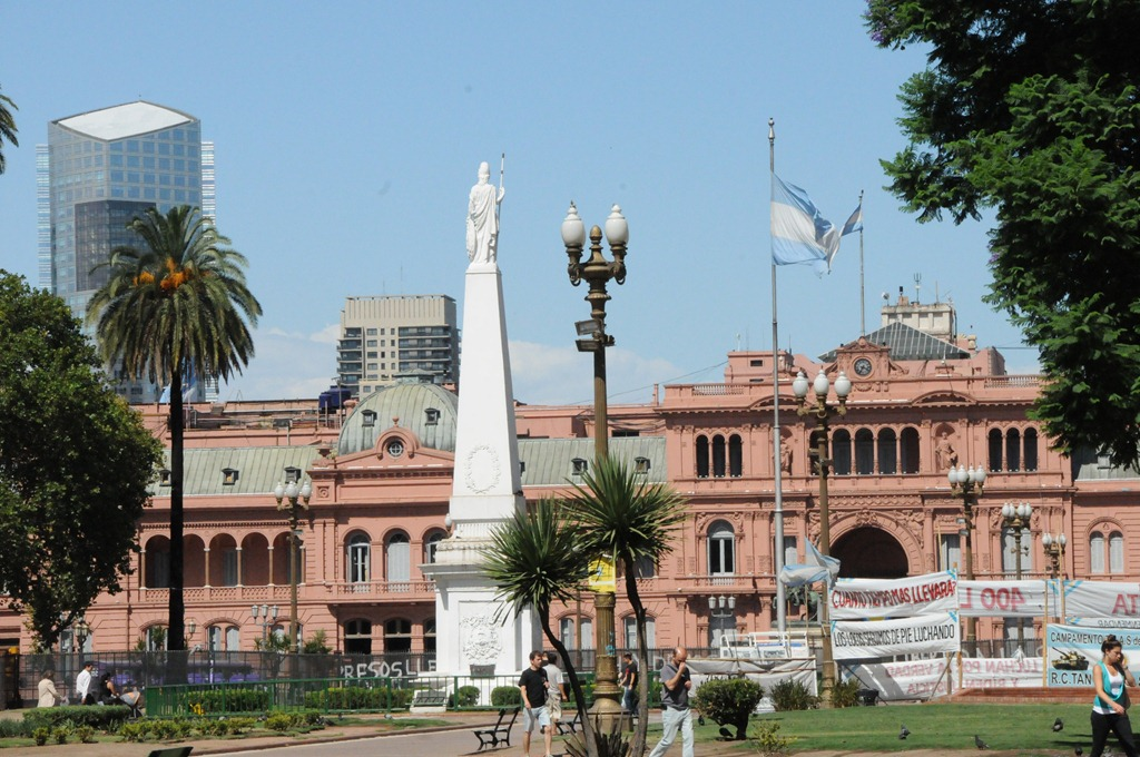 Argentina Capital City Name