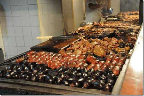 Argentinian meats, Buenos Aires, Argentina