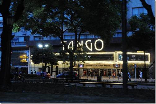 Tango club, Buenos Aires, Argentina
