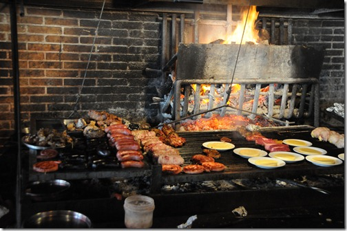 Uruguayan meat restaurant in Montevideo