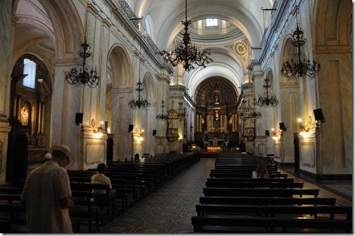 Iglesia Matriz, Montevideo, Uruguay