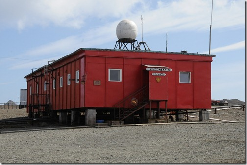 Bellingshausen Russian Research Base, Antarctica