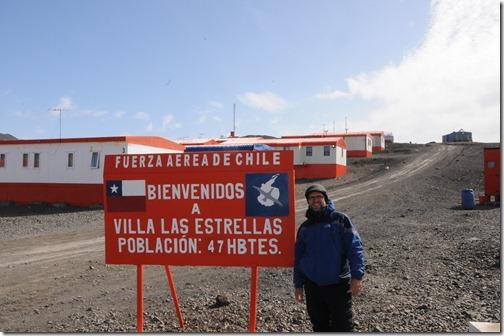 Villa las Estrellas, Antarctica
