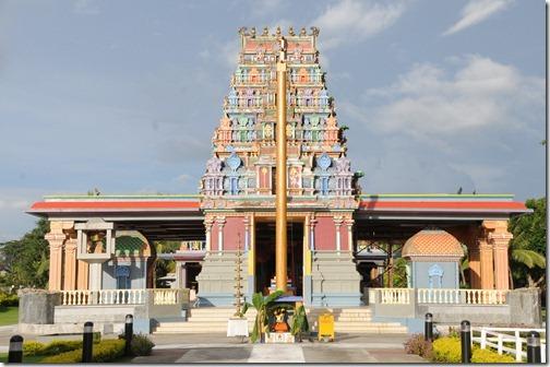 Sri Siva Subramaniya temple near Nadi, Fiji - the largest Hindu temple in the Southern Hemisphere