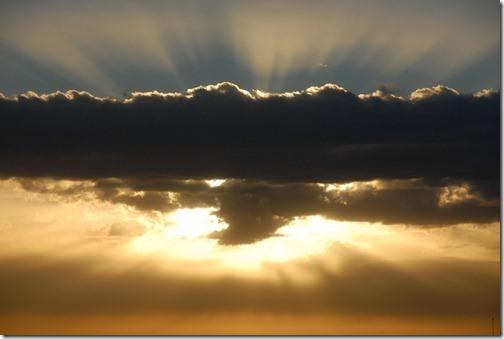 Australian Sunrise over Sydney