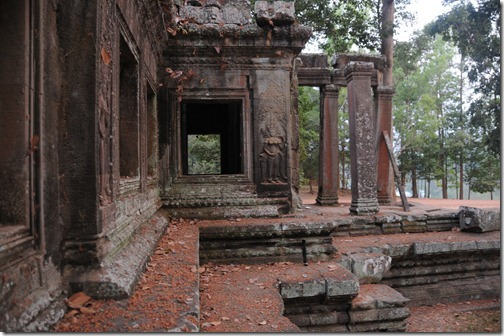 East Gate (Gopura) of Angkor Wat, Cambodia