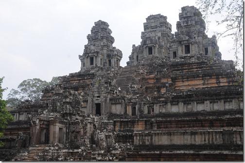 Ta Kao Temple, Angkor region, Cambodia
