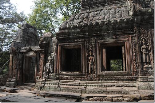 Banteay Kdei Temple, Angkor region, Cambodia