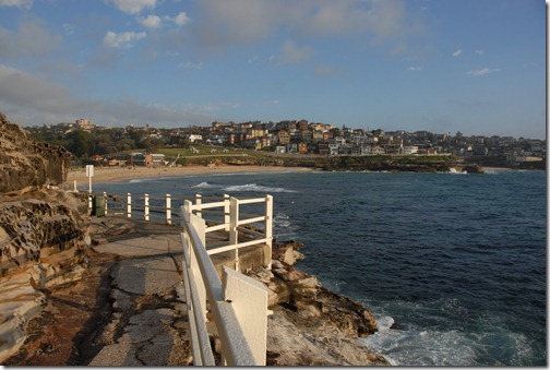 Coastal path south of Bondi Beach, Sydney, Australia
