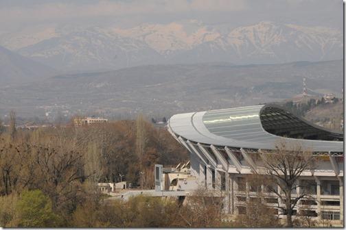 Philip II of Macedonia Arena (Арена Филип II Македонски) in Skopje, Macedonia