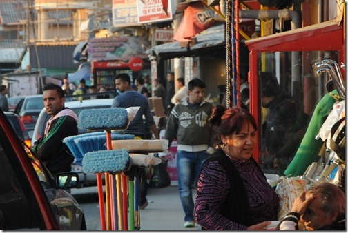 Residents of Šuto Orizari (Шуто Оризари,) Macedonia - The largest Romani (Gypsy) Community in the world