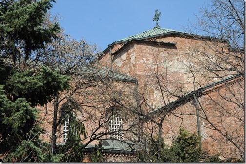 "Hagia Sofia Cathedral (църква ""Света София"") in Sofia, Bulgaria"