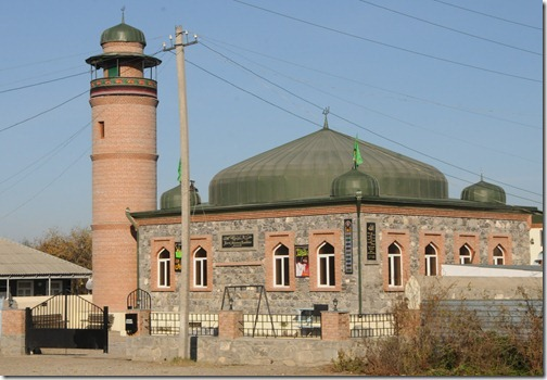 Mosque in Imiri, Kvemo Kartli, Georgia
