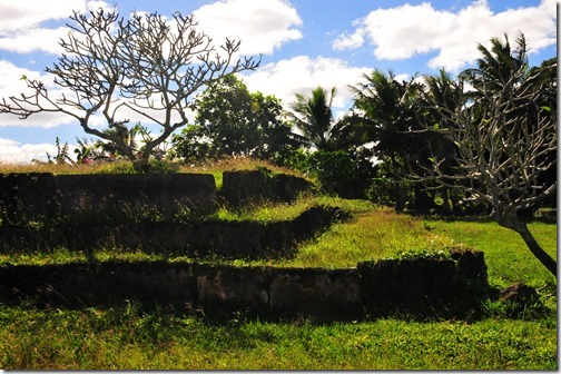 The Langi (Pyramids) of Tonga
