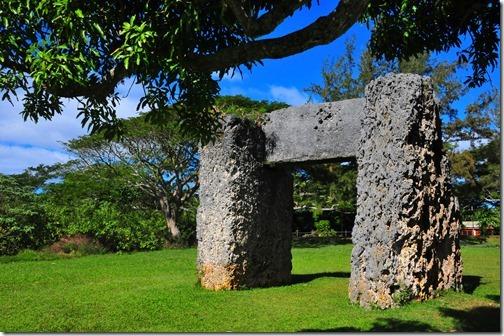 The Ha'amonga 'a Maui Trilithon in Tonga