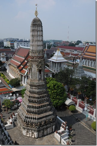 Wat Arun (Temple of Dawn,) Bangkok, Thailand