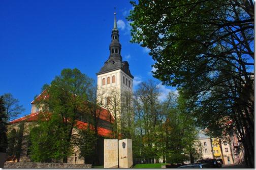St. Nicholas' Church, Tallinn, Estonia