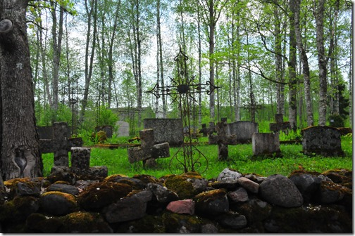 Old Estonian Cemetary
